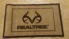 Realtree Bath Mat Nylon w/ latex backing! Free Shipping!