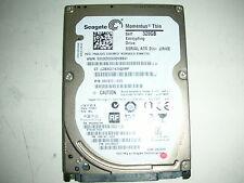 "Seagate Momentus Thin 320gb ST320LT025 100696152 REV C 000SED7 2,5"" SATA"