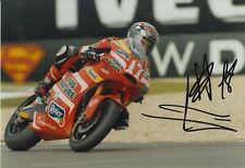 Alberto Moncayo Hand Signed 7x5 Photo - MotoGP Autograph.