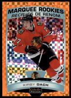 2019-20 OPC Platinum Orange Checkers Marquee Rookies #151 Kirby Dach RC /25