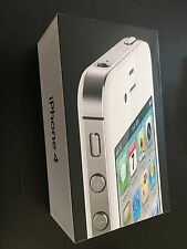 Apple iphone 4 White 16GB Box ONLY (no phone)