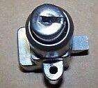 Mopar Console Lock 1964-74 B-Body 1970-74 E-Body 69-76 A-Body Lid Cuda Charger