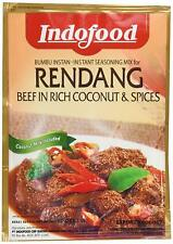 5  x Indofood Rendang Seasoning For Beef in Rich Coconut & Spices Indonesia