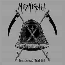 MIDNIGHT (USA) - Complete And Total Hell CD