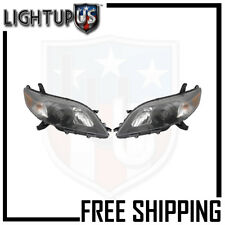Fits 2011-14 Toyota Sienna Headlight Lamp Pair Left And Right Set