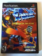 X-Men Children of the Atom - Playstation - Replacement Case - No Game