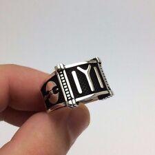 Turkish Ottoman Cool Jewelry Kayı IYI Ax 925K Sterling Silver Men's Ring