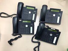 4x Snom 320 VoIP Telefon inkl. Netzteil SIP Snom Business gebraucht