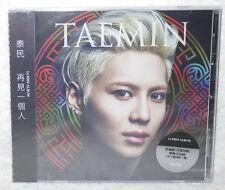 SHINee Tae Min Sayonara Hitori 2016 Taiwan Ltd CD+Card [Japanese Lan.] TaeMin