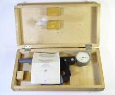 VINTAGE  INDICATOR  0 - 10 mm.  USSR . 1987.