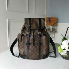 New Louis Vuitton CHRISTOPHER BACKPACK Brown