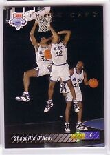 1992 Upper Deck Shaquille O'Neal #1B Basketball Card