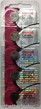 Maxell CR1216 Micro Lithium Cell, 3V, Made in Japan by Hitachi Maxell Ltd Japan