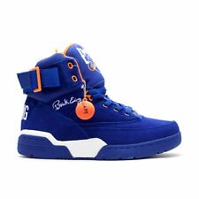 PATRICK EWING ATHLETICS 33 HI Royal Suede/White/Orange OG 1EW90013-449