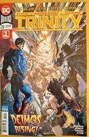 TRINITY #20a (2018 DC Universe Comics) ~ VF/NM Book
