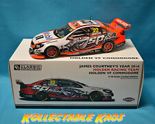 1:18 Classics - 2014 Holden VF Commodore - Holden Racing Team - Courtney - NEW