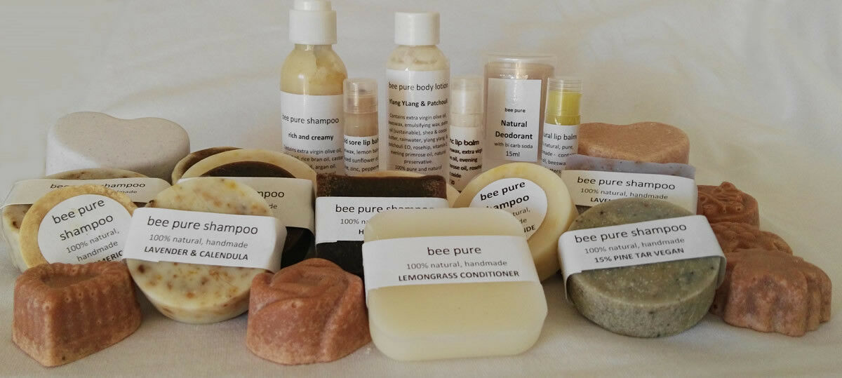 bee pure natural body products