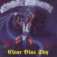 "Clear Blue Sky:  ""Cosmic Crusader"" + Bonustracks  (Digipak CD Reissue)"