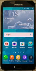 ***TOP*** Samsung  Galaxy S5 SM-G900F - 16GB - noir, sans Simlock, avec Garantie