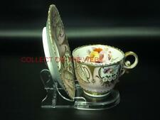 ONE of - CUP & SAUCER Display Stand - 5 Photos show display detail