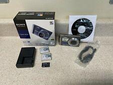 Sony Cyber-shot DSC-W370 14.1MP Digital Camera - Works Great