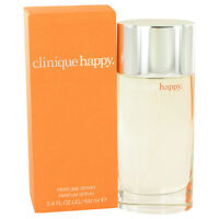 Clinique Happy Perfume Perfume Women 3.4*1.7 *1 oz Parfum Spray New Sealed