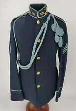 Original M1902 US Army Sergeant Rank  24th Infantry B Company Navy Dress Tunic