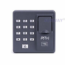 The ZKT X6 Fingerprint Access Control System Digital Code RFID F Door Lock Home