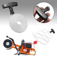 1.6m Universal Lawnmower Starter Pull Handle Cord Line/Rope Mower Engine