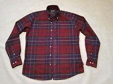 BARBOUR - CLASSIC TARTAN size: S(US) / M(EURO) - men's tailored shirt