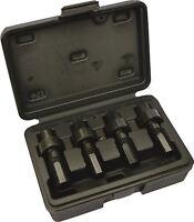 Tool Hub 9678 4pc Wheel Nut Thread Internal Repair Restoring Kit Rethread Garage