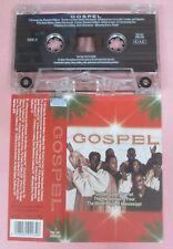 MC GOSPEL compilation 2000 GOLDEN GATE QUARTET HARMONIZING FOUR no cd lp vhs dvd