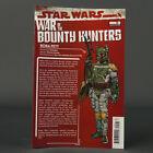Star Wars WAR BOUNTY HUNTERS #5 Handbook Marvel Comics 2021 AUG211239 (CA) Frenz For Sale