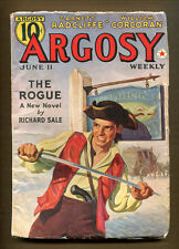 Argosy Weekly-06/11/38-Richard Sale, Max Brand,