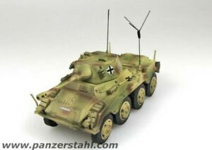 Panzerstahl 88013 - 1/72 Sd.Kfz.234/2 Puma 2.Panzer Division  Normandy 1944