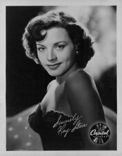 1950 SEXY Kay Starr Capitol Records Star Press Photo
