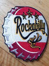 Patch garage  Hot Rod Rockabilly US Car Speedshop kustom kulture