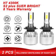 H7 LED Headlight Bulb for Kia Optima Sedona Sportage Sorento High Low Beam Kit