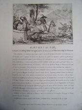 J.F& AUTIE Colonel du 8e Régiment d'Infanterie de Ligne né le 15 juin  1771
