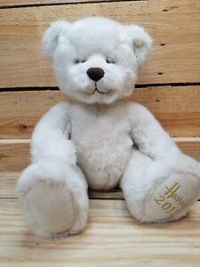 Harrods 2012 Christmas Chester Teddy Bear Stuffed Plush