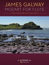 Mozart for Flute 5 Collected Galway Editions for Flute and Piano Woodw 050490354