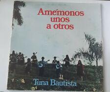 Tuna Bautista Amemonos Unos A Otros Roka Records CristianoVG+ LP #4271