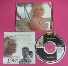 CD SOUNDTRACK LOVE FIELD Jerry Goldsmith 1993 USA VSD-5316 no mc lp vhs (OST7)