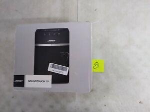 Bose SoundTouch 10 Wireless Music System Black Speaker Very Good #8