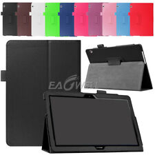 "For Huawei MediaPad T3 10 9.6"" inch Tablet Various PU Leather Stand Cover Case"
