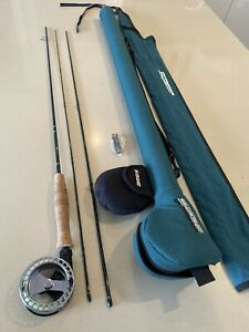 Sage SPL Centre Axis Fly Rod