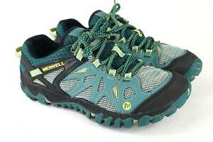 Merrell All Out Blaze Aero Sport Women's Shoes Size US 8 Vibram Hiking