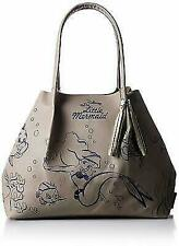 Disney Ariel Tote Bag and Pouch Set Shoulder Purse Handbag From Japan E2562