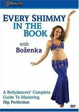 EVERY SHIMMY IN THE BOOK - BELLYDANCE Superstars - DVD Region All - Bozenka -OOP