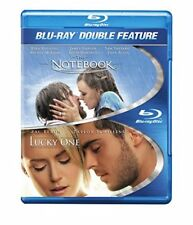 Double Feature: The Notebook / The Lucky One [Blu-ray] [2014]